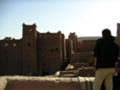 [morocco]Ait Ben Haddou, registerd in the world heritage