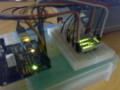 [Arduino]8x8 ドットマトリクスLED