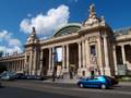 グラン・パレ。パリ万博で有名。
