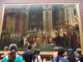 ルーブル美術館の有名な絵。