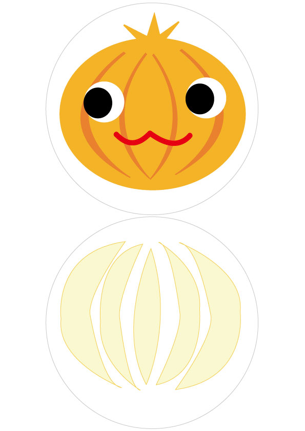 【カレーライスのうた】無料ペープサート イラスト素材♪保育園・幼稚園で人気の手遊び歌☆簡単・乳児さんから年長さんまで楽しめる☆保育実習・お泊り保育・食育などイベントにもおススメ♪