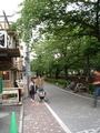 [中目黒] 08/05/17 川沿い