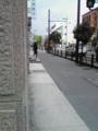 池田銀行前面