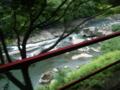 [嵐山] でかい岩