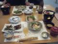 [嵐山] 夕食