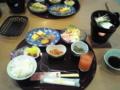 [嵐山] 朝食1