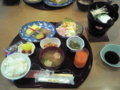 [嵐山] 朝食2