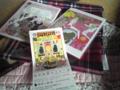 現代演劇ポスター展+宇野亜喜良ポストカードセット+SweetVoices巾着