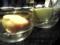 食道園のメロンシャーベット&桃シャーベット