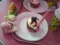 [USJ]ピンク・ジュエリーカップケーキ