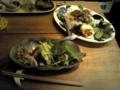 [奈良]ラホツ:ラープムー地場野菜添え、大和ポークのカオ・カー・ムー