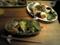 ラホツ:ラープムー地場野菜添え、大和ポークのカオ・カー・ムー