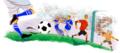 6月11日ワールドカップ開催