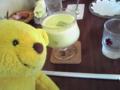 にしむらコーヒーのメロンソーダ