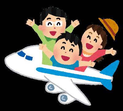 双子の飛行機