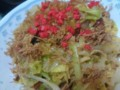 [晩飯]野菜炒め