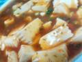 [晩飯]本格四川風麻婆豆腐
