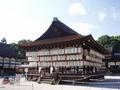 [京都][世界遺産]下鴨神社 舞殿