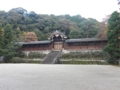 [京都]泉涌寺 月輪陵