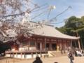 [京都][世界遺産]醍醐寺 金堂