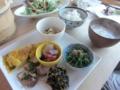 [gourmet][滋賀]ソラノネ「かまどご飯セット」