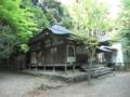 [京都][世界遺産]高山寺 開山堂