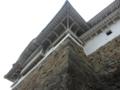 [城][世界遺産]姫路城 石落とし