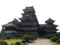 [旅][城]松本城
