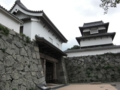 [城][旅]福岡城 下之橋御門と伝潮見櫓
