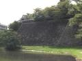 [城]松江城 堀と石垣