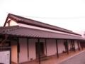 [城]松阪城 御城番屋敷土蔵