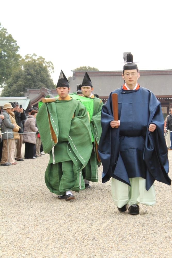 橿原神宮 紀元祭