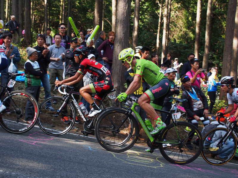 2016ジャパンカップサイクルロードレース