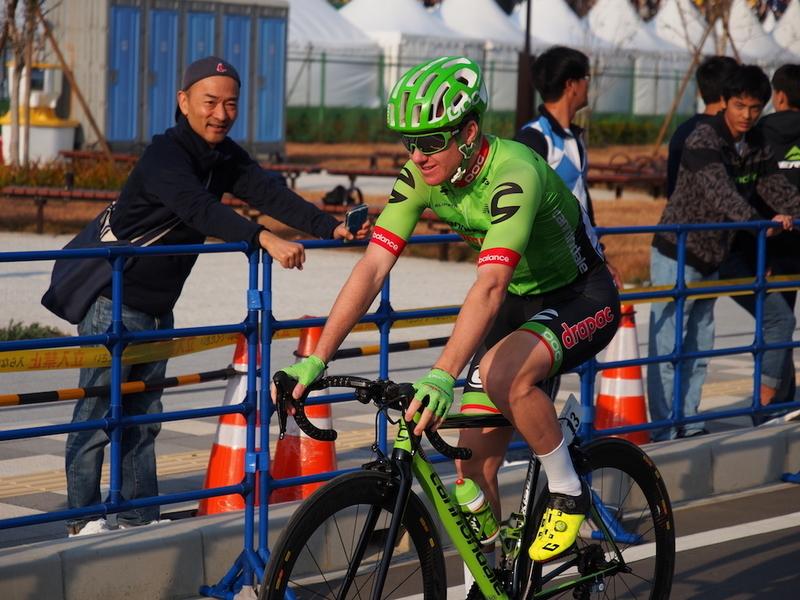 サイモン・クラーク(キャノンデール・ドラパックプロサイクリングチーム)