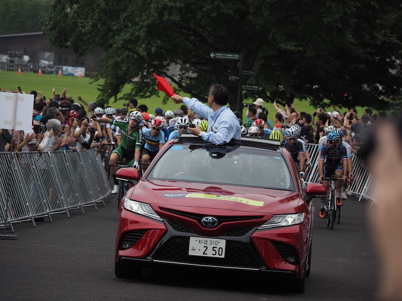 READY STEADY TOKYO -自転車競技(ロード)