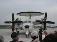 E-2C早期警戒機