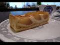 フェアリーアップルのトールタ@本日のケーキ。りんごタルト
