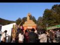 H25年加茂神社の正月飾り(下側)