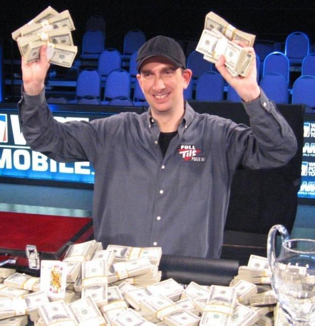 Pemimpin Utama Poker Berhasil Terkenal