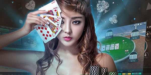 Suatu Permainan Agen Poker Diselenggarakan