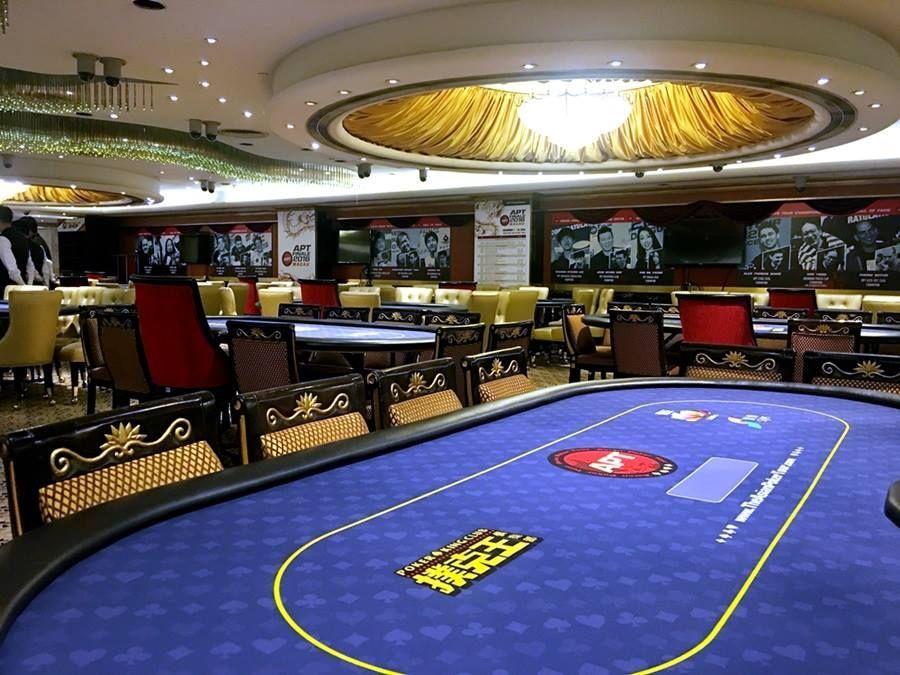 Mitra Kerjasama Poker Sedang Protes