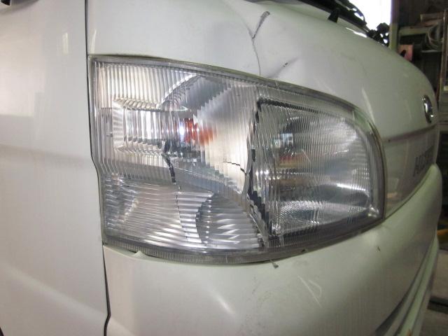 ヘッドライト 交換