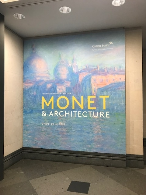 Mone and Architecture