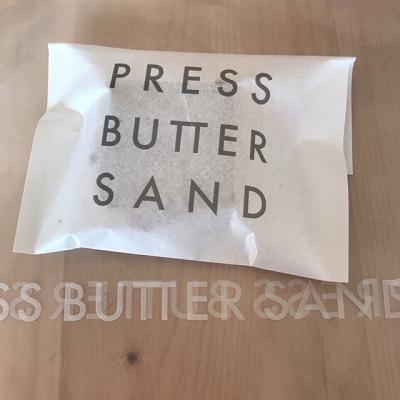 焼きたてバターサンド