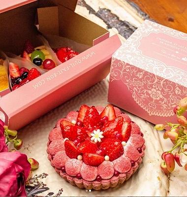 バレンタイン限定ボックス