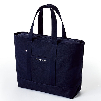 BIG LOGO TOTE BAG