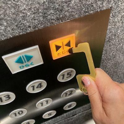 エレベーターも