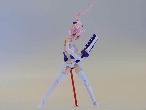 メガミデバイス 朱羅 九尾 素体モード
