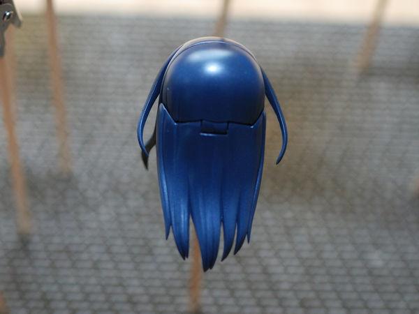メガミデバイス 髪の毛塗装
