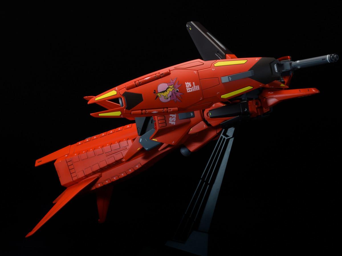 イングリッドゼロ ミサイル全弾発射